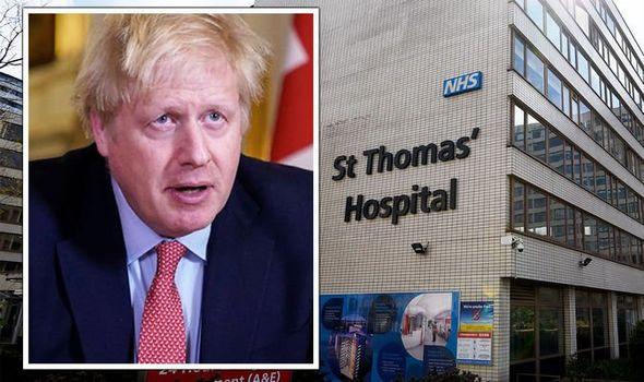 Борис Џонсон ја помина ноќта на интензивна нега откако му се влошија симптомите