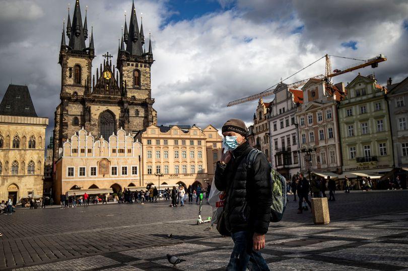 Продолжена вонредната состојба во Чешка