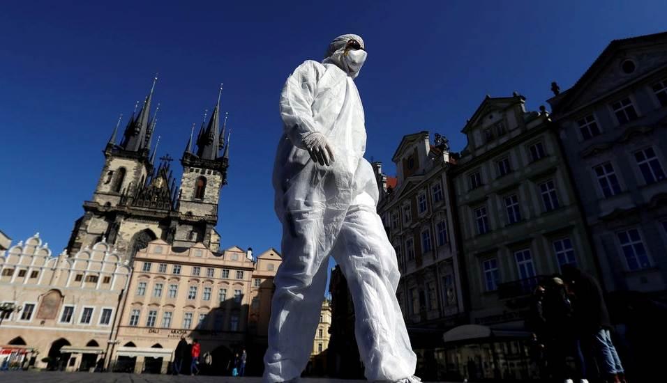 Вонредна состојба од денеска во Чешка