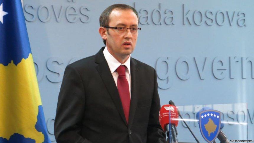 Авдулах Хоти кандидат за нов премиер на Косово