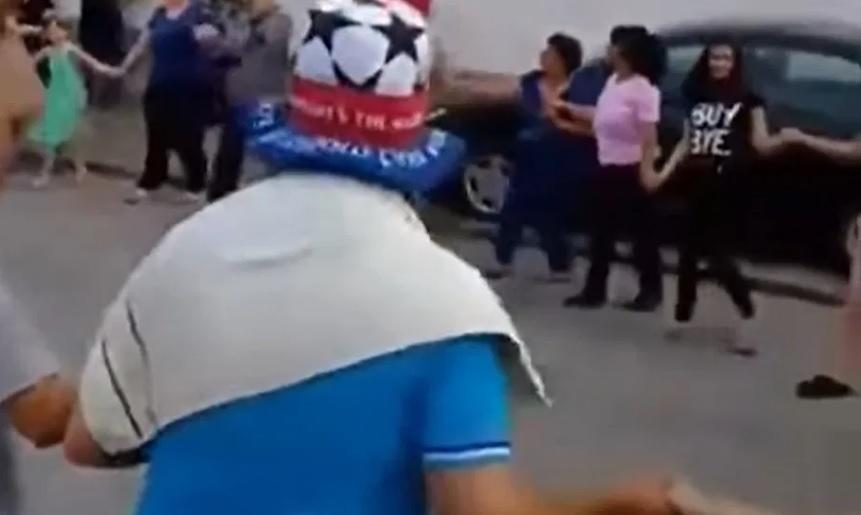 Заради орото за време на полициски час гевгеличанец заврши во притвор