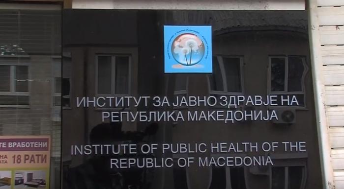 Ќерката на Караџовски со навреди кон новинарите кои барале навремени статистики за коронавирусот