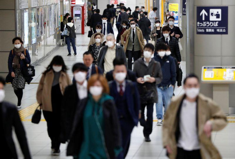 Рекорден број новозаразени во Токио за 24 часа