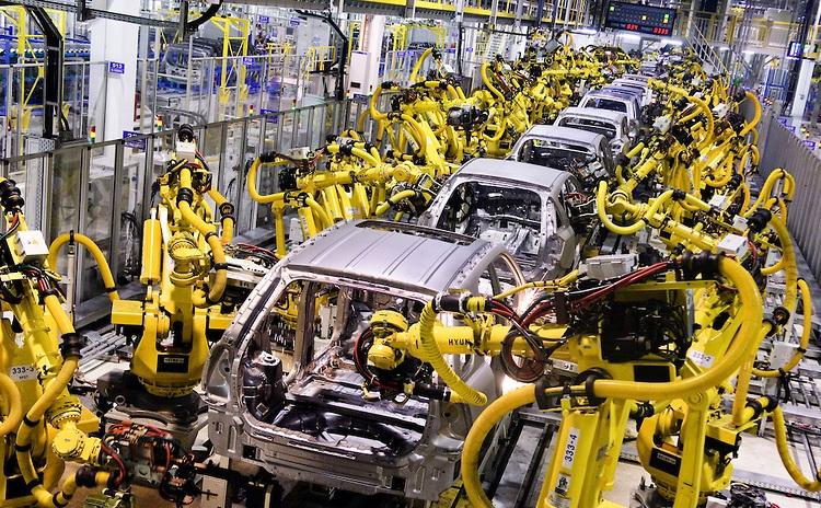 """Економски последици од пандемијата: """"Киа"""" го прекинува производството во три фабрики во Кореја"""