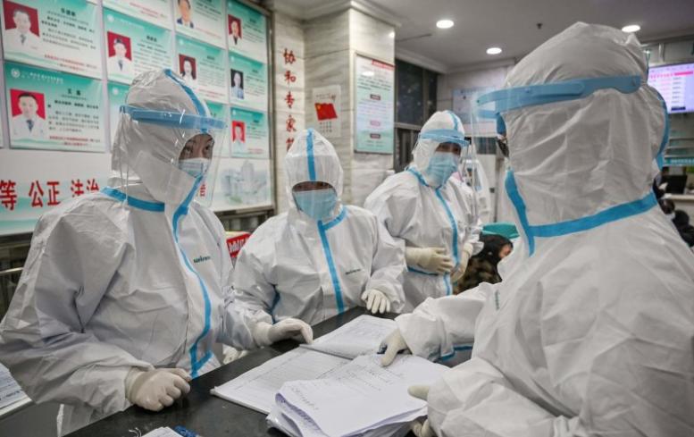 Кина повторно брои увезени случаи на коронавирус