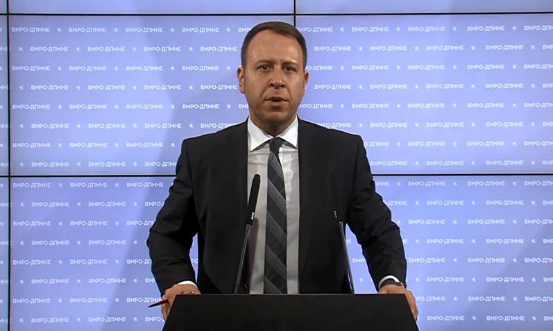 Јанушев: Апсурд е со толку неисполнети ветувања Заев, Спасовски и Филипче да зборуваат загрижа за граѓаните