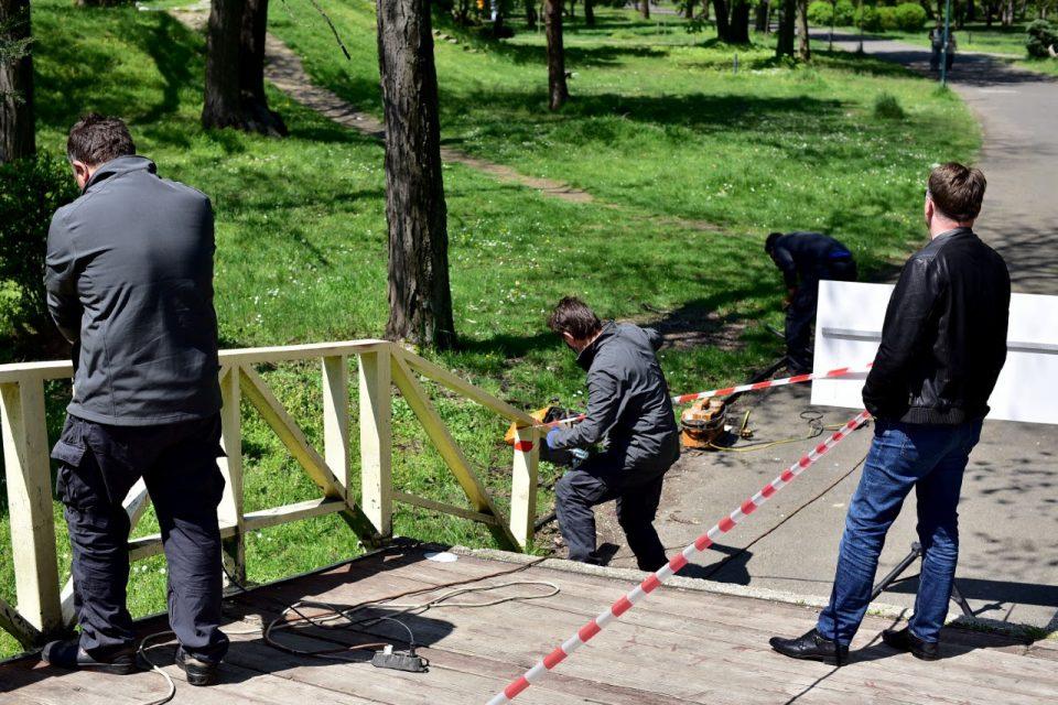 Се реконструираат сите мостови во Градскиот парк во Скопје