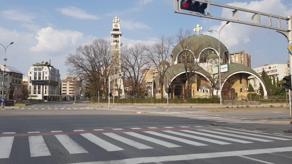 Втор ден целосен полициски час за Скопје, Куманово, Штип и за Тетово