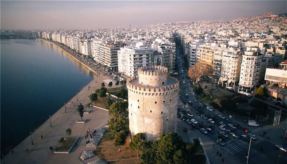 Во Солун со дрон ќе се потсетуваат  граѓаните да останат дома