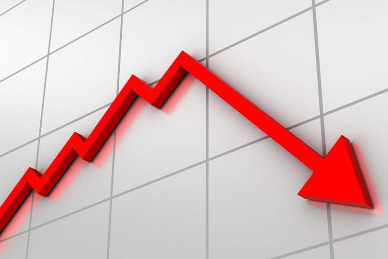 Во март приходите во Буџетот намалени за 12,38 во однос на март лани