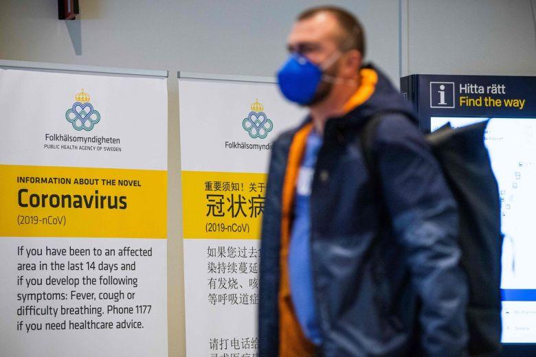 Нагло расте бројот на заразени со Ковид-19 во Шведска