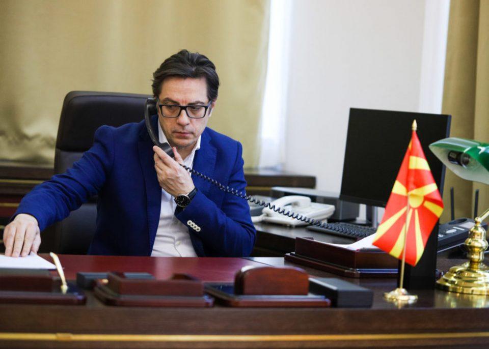 Пендаровски најавува лидерска средба во првата половина на мај