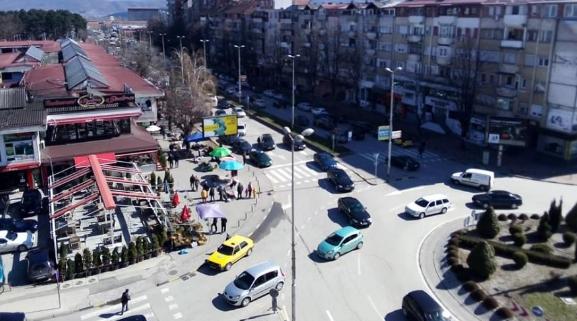 Починат и тешко повредена во две сообраќајки во Тетово