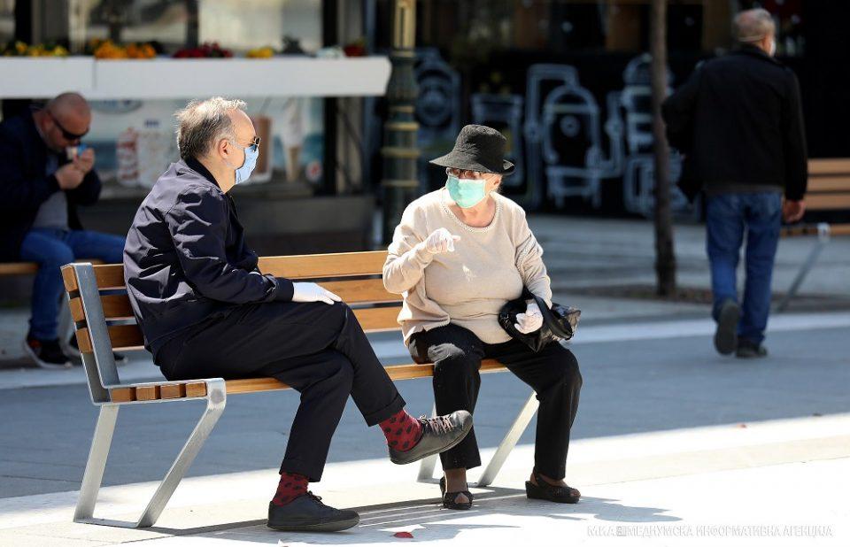 Вкупно 24.155 лица не ја почитувале мерката за носење заштитна маска