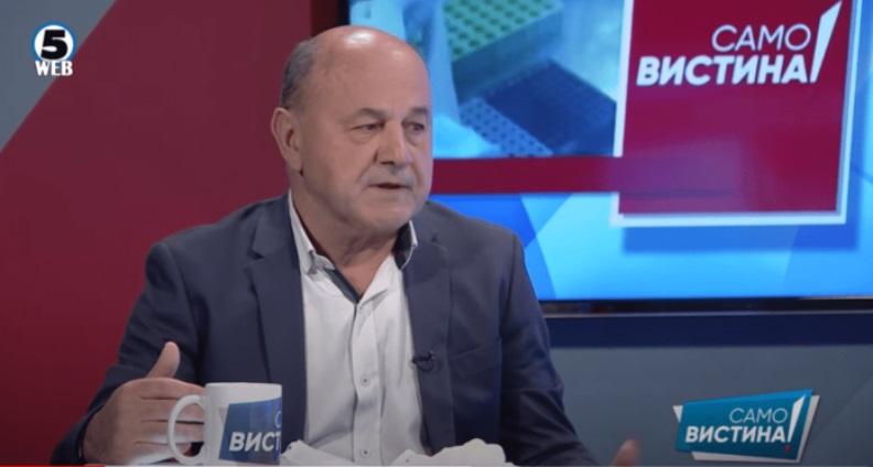 Д-р Вело Марковски: Му се понудив на Филипче, но никогаш не ми се јави