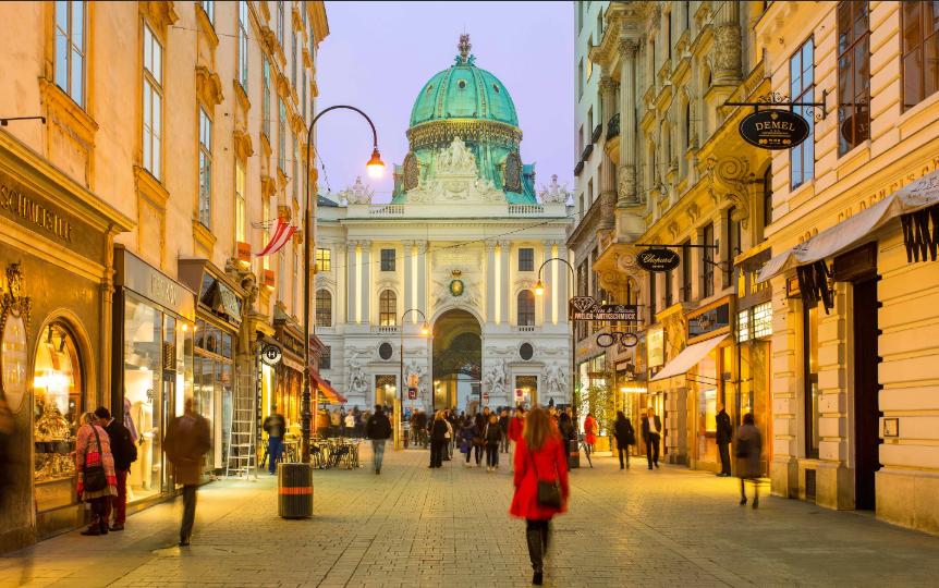 Австрија го ограничи работното време на продавниците до 19 часот