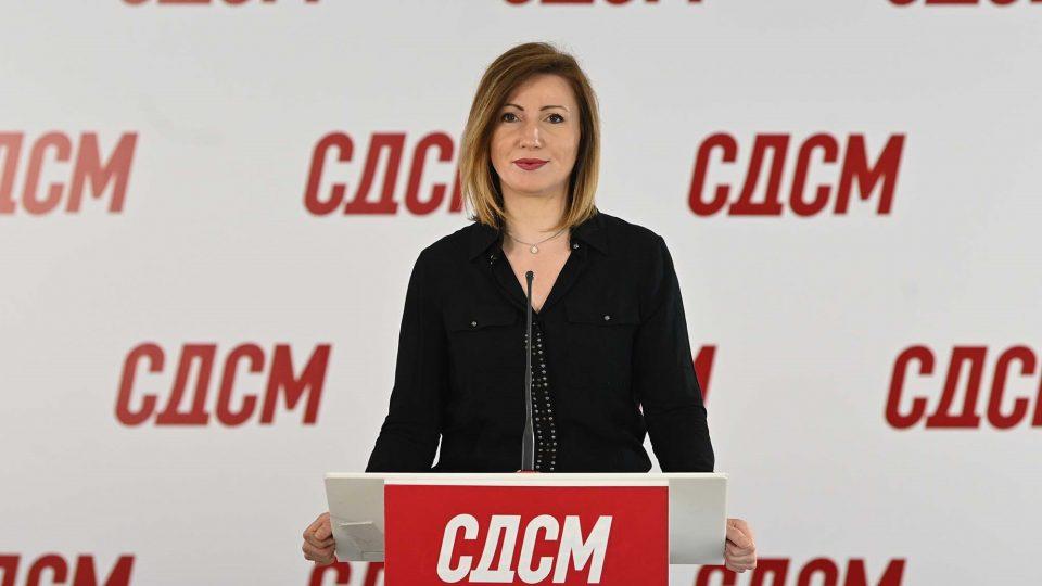 СДСМ: Во рок од 22 дена по вонредната треба да има избори