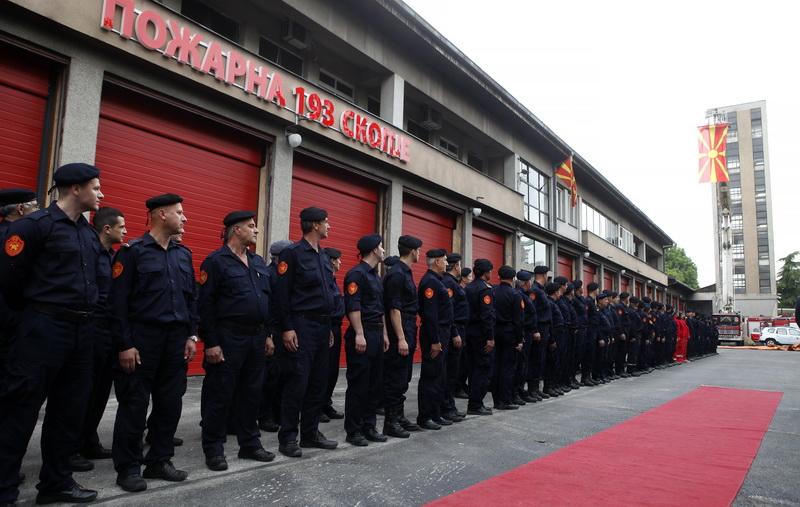 На Денот на пожарникарството се истакна потребата од  нова опрема согласно европските стандарди
