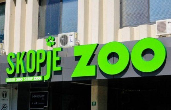 Срцев удар најверојатно ја предизвикал смртта на жирафата во ЗОО Скопје