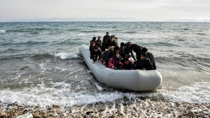 Драстично намален бранот бегалци и мигранти во Грција