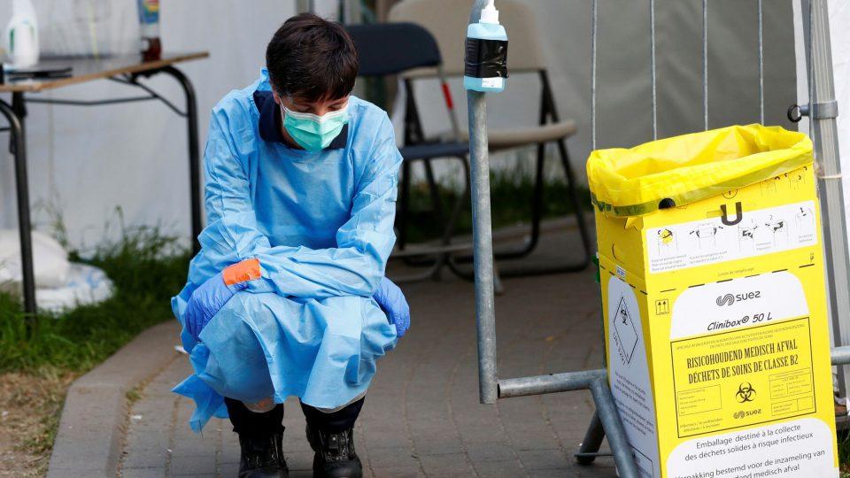 Бројот на заболени од Ковид-19 во Белгија двојно се зголемува секои 12 дена
