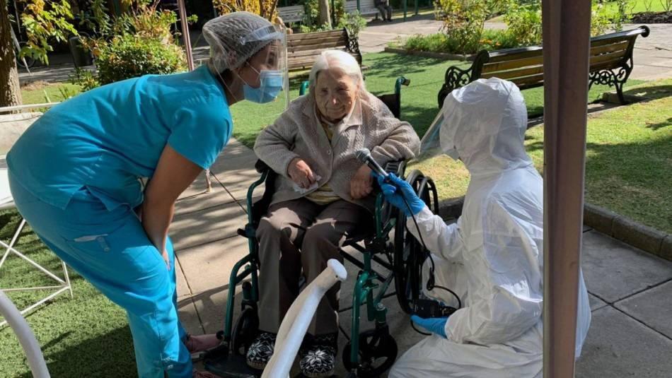 Чилеанка на 111 години го победи коронавирусот