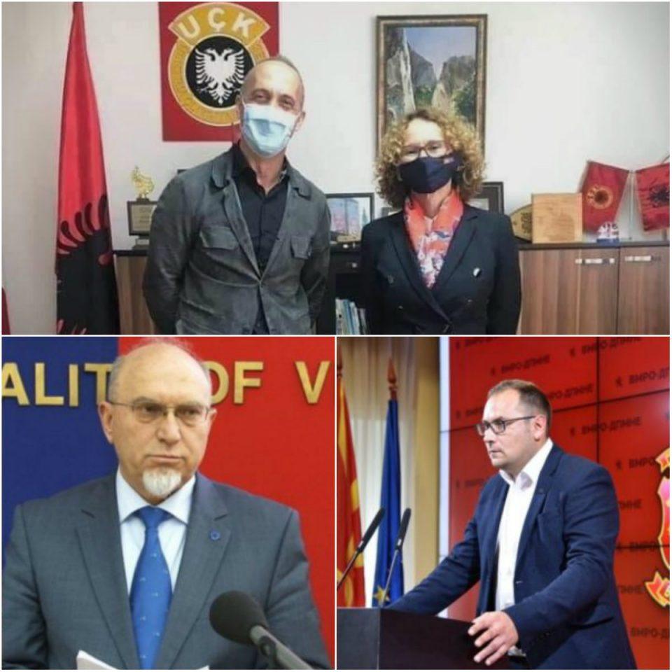 ВМРО-ДПМНЕ и СДСМ во Велес се oбединија во осудите за Шекеринска!