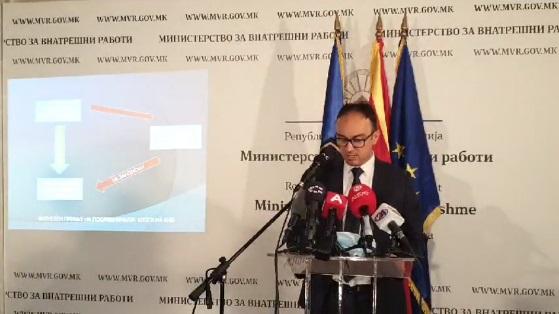 Чулев погоди во центар: Во Македонија царуваат параполициски и подземни политички структури