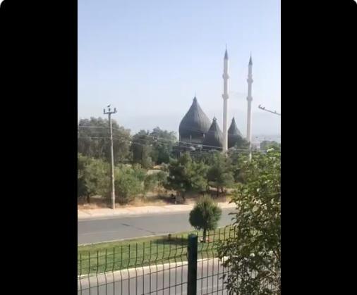 """(ВИДЕО) Во џамија наместо повик за молитва ечеше """"Бела чао"""""""
