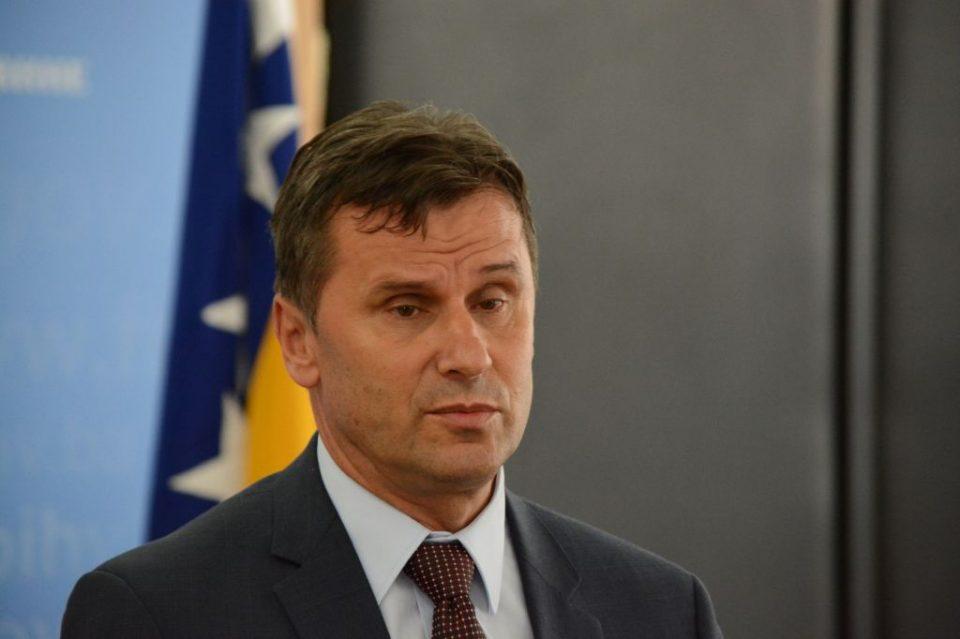 Обвинителството на БиХ побара притвор за премиерот на Федерацијата
