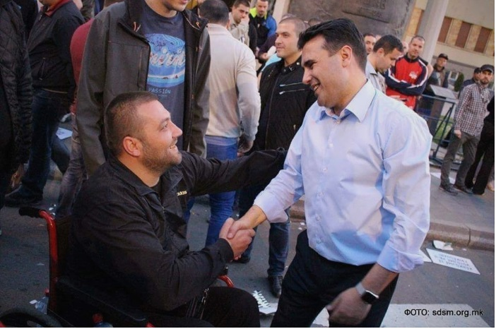 """Ѓоргиев од """"шарената револуциja"""": Заев помалку да лаже"""