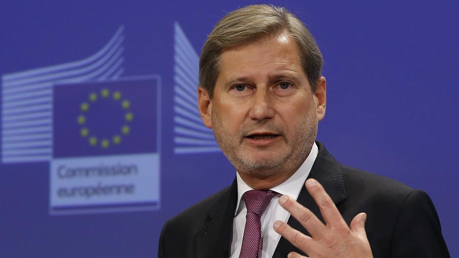 """Хан: """"Балканските пријатели"""" да продолжат со реформите кон европскиот пат"""
