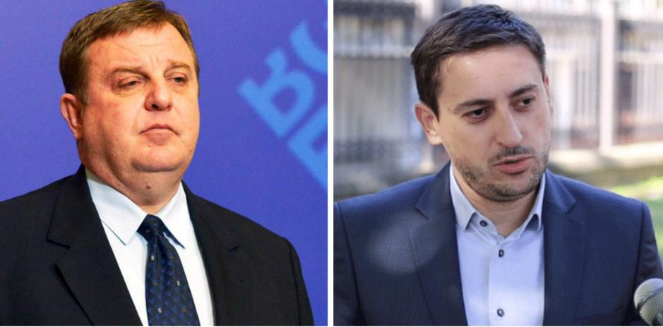 За ВМРО место со Груевски, Каракачанов се искара со Петар Богојески!?