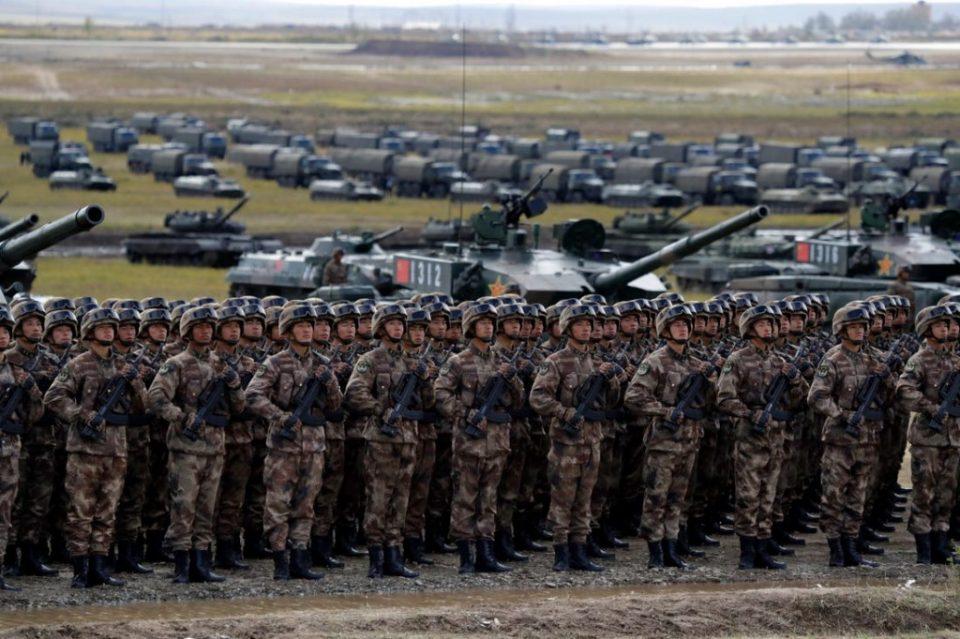 Кина го зголеми воениот буџет на 6,6 отсто