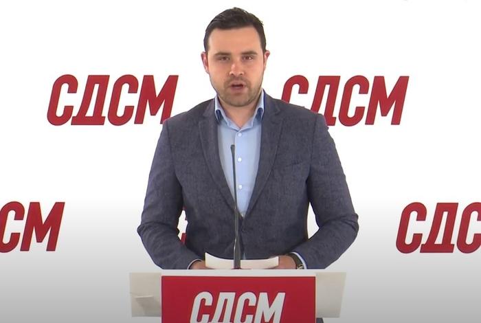 Илјазова: Костадинов си ја вработил девојката во 1ТВ, Америт Скопје па во ТАВ без ниту еден ден прекин во вработувањето