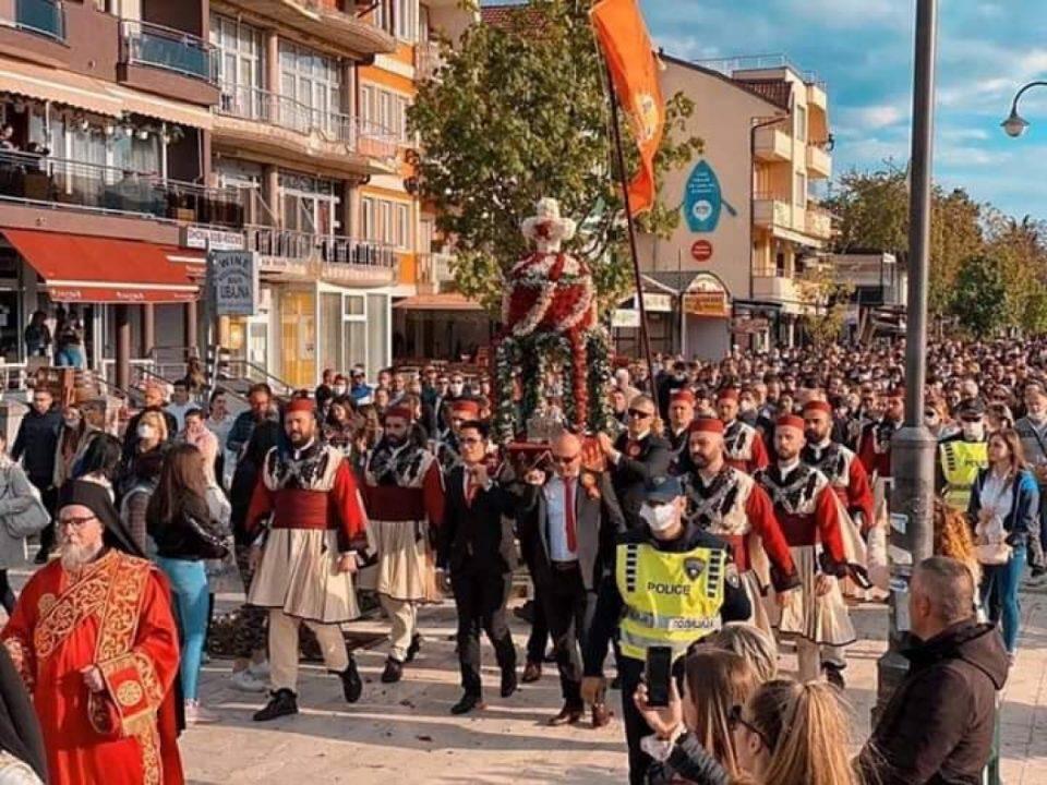 Центарот за јавно здравје тврди дека неколкуте новозаболени во Охрид и Струга не биле на литијата