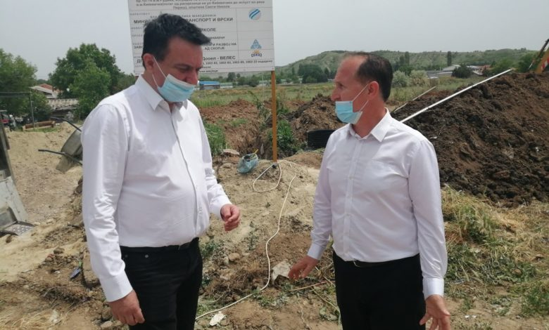 """Наскоро првиот тендер за проектот """"Македонија без кал"""""""