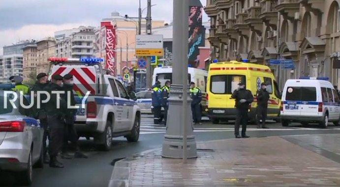 Заврши заложничката драма во Москва: Напаѓачот имал нарушено ментално здравје