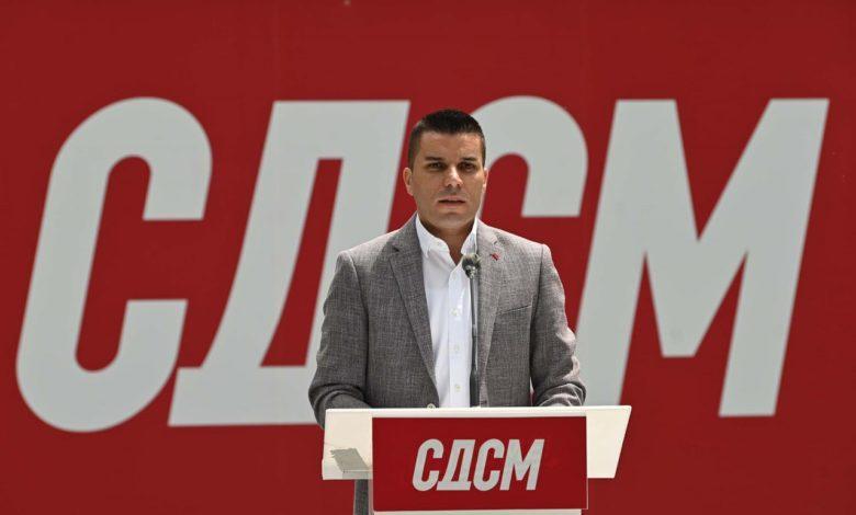 Николовски: Брзи избори се најдоброто решение за заштитата на здравјето на граѓаните