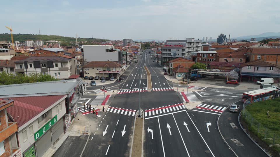 "Завршена првата фаза од популарната скопска ""пластичарска"" улица"