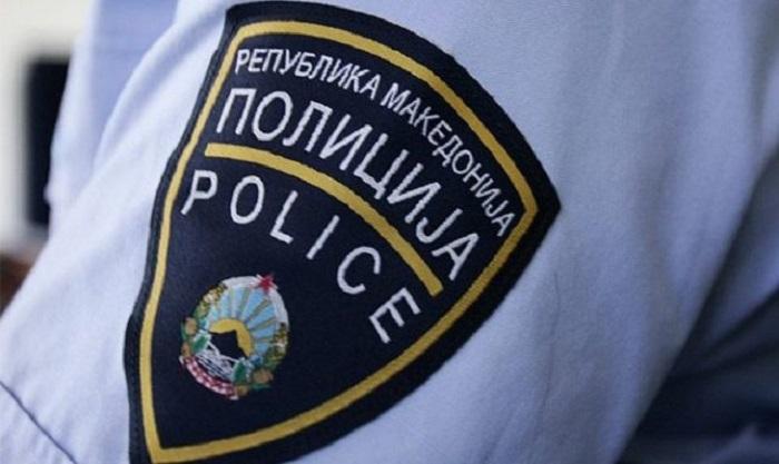 Арачиновец истепа полицаец
