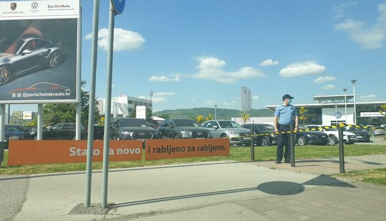 """Подметната бомба во сервисот на """"Порше"""" во Загреб"""