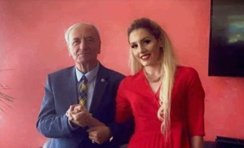 (ФОТО) Новата сопруга на реисот Сулејман Реџепи