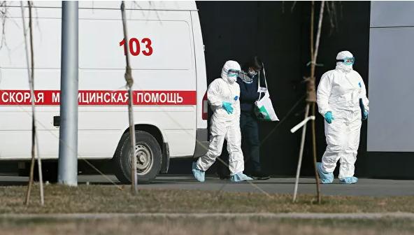 Украдени цевки кои снабдувале со кислород пациенти со коронавирус во Русија