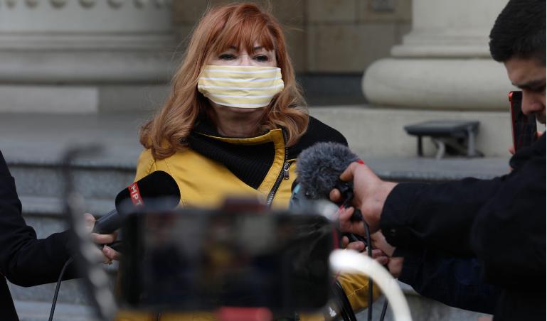 Рускоска незадоволна од висината на казната на Јовановски: Очекував најмалку 10 години