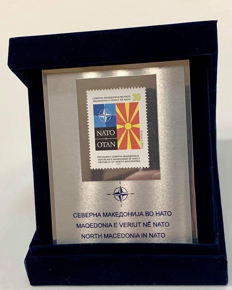 Штабот на НАТО Бригадата на Југоисточна Европа се сели во Куманово