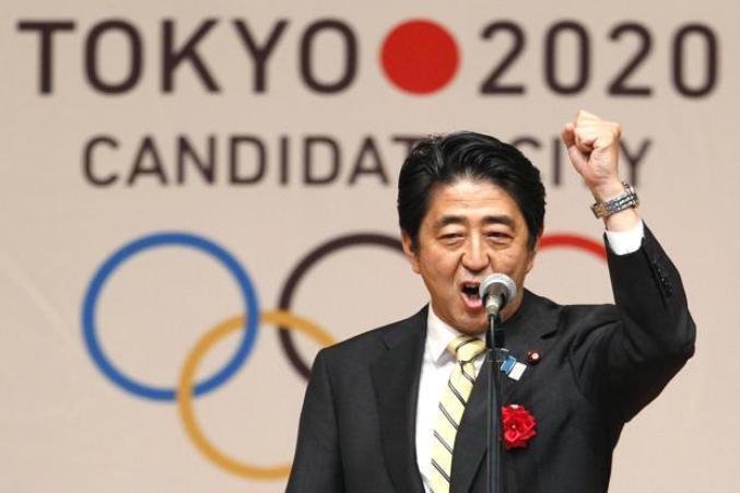 Шинѕо Абе: За да се оджат Олимписките игри светот мора да развие вакцина за корона вирусот