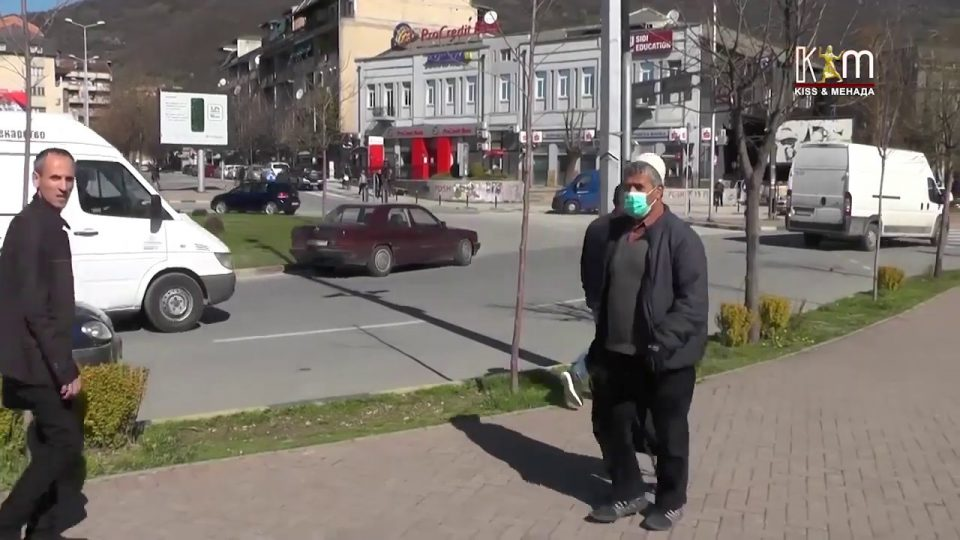 Викендов 241 тетовец казнет за неносење маска