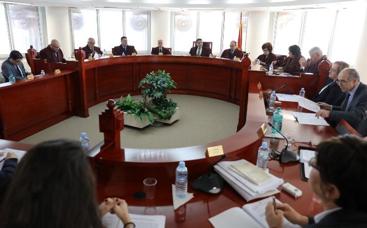 Уставните судии донираа 2.230 евра во Фондот за справување со корона вирусот