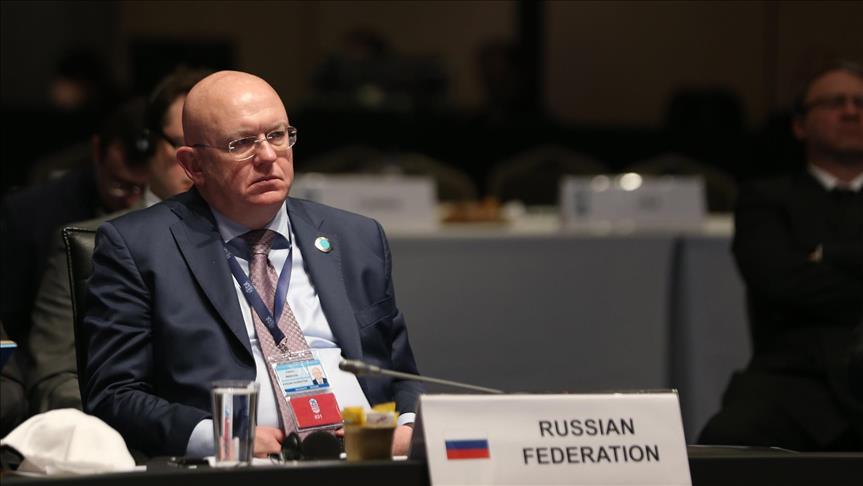 Рускиот амбасадор во ОН: САД се смешни, немаат право на санкции против Иран